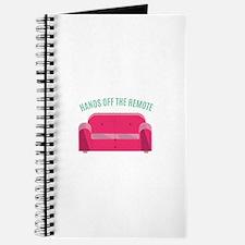 Hands Off Journal