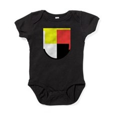 3rd Army Special Forces Group Milita Baby Bodysuit