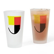 3rd Army Special Forces Group Milit Drinking Glass