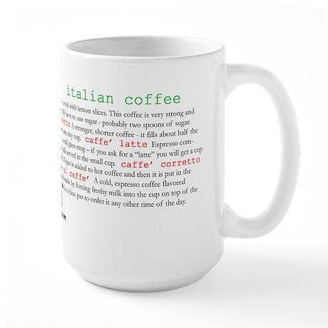 Large Mug - Italian Coffee