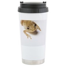 Cute Tree frog Travel Mug