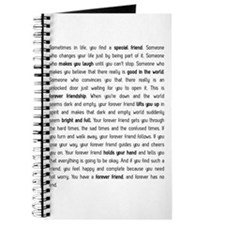 Forever has no end Journal