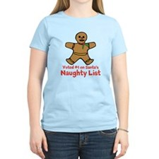 Naughty Ginger T-Shirt