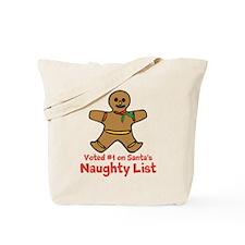 Naughty Ginger Tote Bag