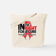 Cure Vasculitis Tote Bag