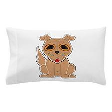Sugar Puppy - Color Pillow Case