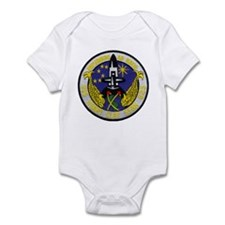 USS HENRY CLAY Infant Bodysuit