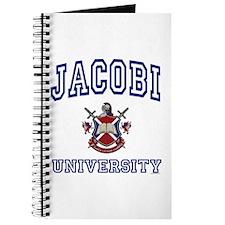 JACOBI University Journal