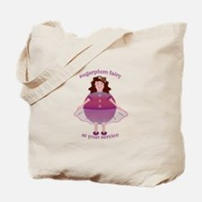 Sugarplum Fairy Tote Bag