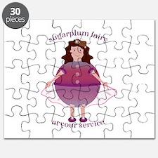 Sugarplum Fairy Puzzle
