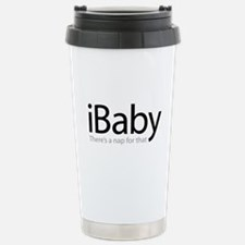 iBaby - There's a Nap F Stainless Steel Travel Mug