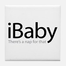 iBaby - There's a Nap For That Tile Coaster