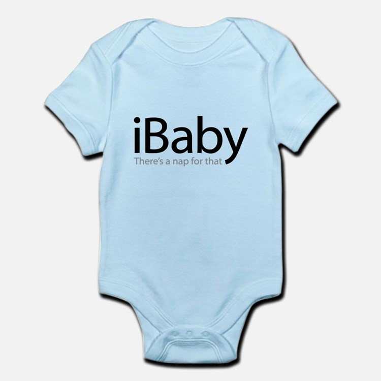 iBaby - There's a Nap For That Infant Bodysuit