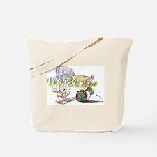 Spinning Tote Bag