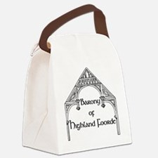 HF ARCH.png Canvas Lunch Bag