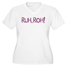 RUH, ROH! Plus Size T-Shirt