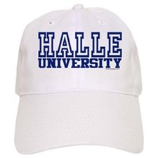 HALLE University Baseball Cap