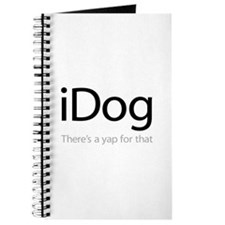 iDog - There's a Yap for That Journal