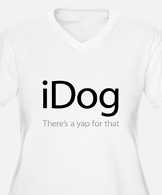 iDog - There's a T-Shirt