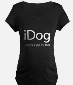 iDog - There's a Yap for Th T-Shirt