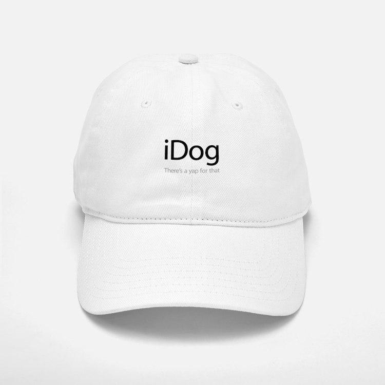 iDog - There's a Yap for That Baseball Baseball Cap