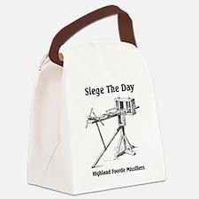 SIEGE TSHIRT.png Canvas Lunch Bag