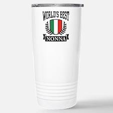 Funny Nonna Travel Mug