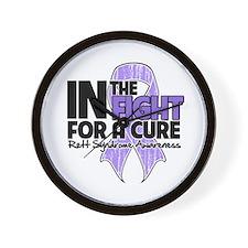 Cure Rett Syndrome Wall Clock
