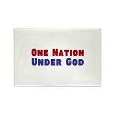 One Nation Under God Magnets
