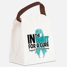 Cure PKD Canvas Lunch Bag
