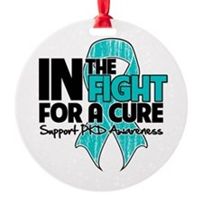 Cure PKD Ornament