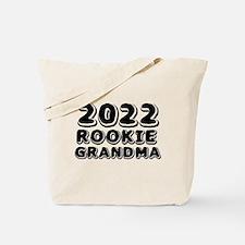 2016 Rookie Grandma Tote Bag