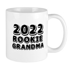 2015 Rookie Grandma Mug