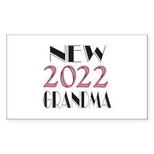 2015 New Grandma Decal