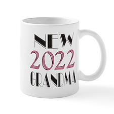 2015 New Grandma Mug