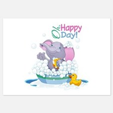 Happy Day- Invitations