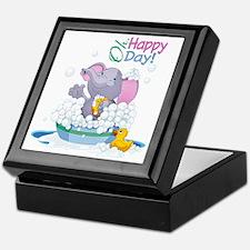 Happy Day- Keepsake Box