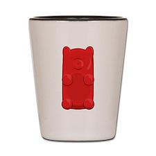 Candy Bear Shot Glass