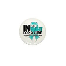 Cure PCOS Mini Button (10 pack)
