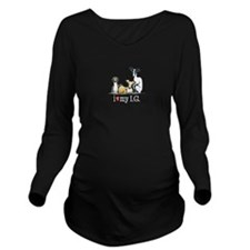 IG Lover B/Type Long Sleeve Maternity T-Shirt