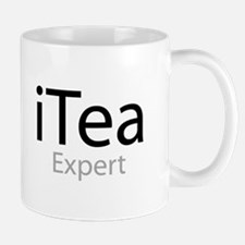 iTea Expert Small Mugs