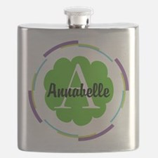 Personalized Monogram Gift Flask