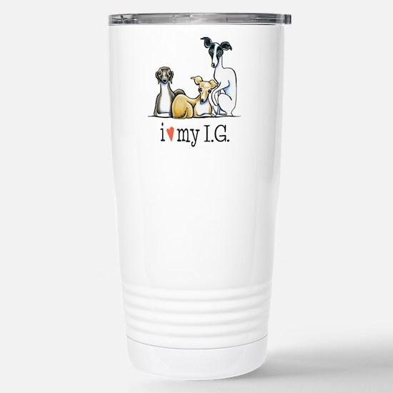 IG Lover Travel Mug