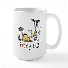 IG Lover Mugs