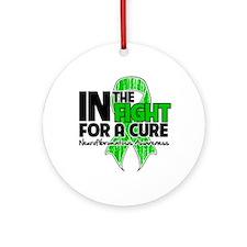 Cure Neurofibromatosis Ornament (Round)