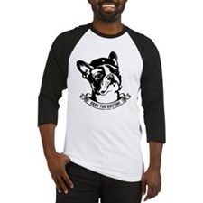 Cute Boston terriers Baseball Jersey