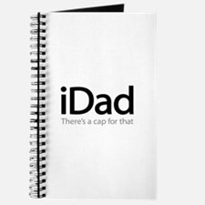 iDad - There's A Cap For That Journal