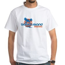 Balboa Island Marina, California T-Shirt