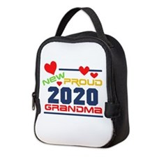 2015 Proud New Grandma Neoprene Lunch Bag
