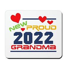 2015 Proud New Grandma Mousepad